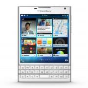 Blackberry Passport 4G (Clavier QWERTY) Désimlocké - Blanc (SQW100-1)