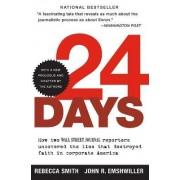 24 Days by Rebecca Smith