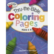 Thru-The-Bible Coloring Pages by Standard Publishing