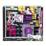 Monster High Doll Art Class Studio BDD83