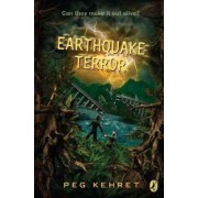 Earthquake Terror by Peg Kehret