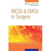 MCQs and EMQs in Surgery by Christopher Bulstrode