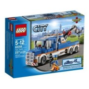 LEGO City Great Vehicles 60056 Tow Truck by Natorytian