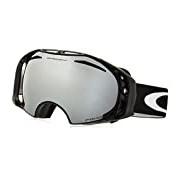 Oakley Goggles OO7037-32 Black Airbrake Goggles