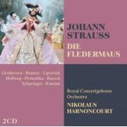 J Strauss - Die Fledermaus (0825646912568) (2 CD)