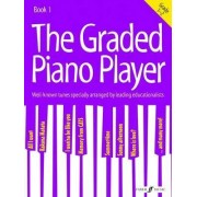 Graded Piano Player: Grades 1-2 by Paul Harris