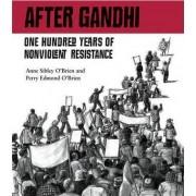 After Ghandi by Anne O'Brien
