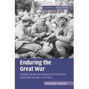 Enduring the Great War by Alexander Watson