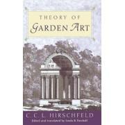 Theory of Garden Art by C.C.L. Hirschfeld