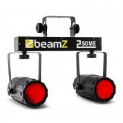 BeamZ 2 Some Clear Set Luci RGBW-LED DMX Microfono