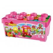 """Розова кутия за забавления """"всичко в едно"""" LEGO® DUPLO® 10571"""