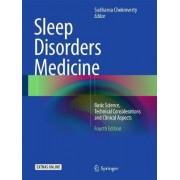Sleep Disorders Medicine 2017 by Sudhansu Chokroverty
