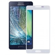 iPartsBuy for Samsung Galaxy A5 / A500 Original Front Screen Outer Glass Lens(White)