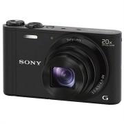 Sony Cyber-shot DSC-WX300 - Zwart