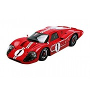 Shelby Collectibles - Shelby423 - Ford Gt 40 Mk Iv - Vincitore di Le Mans 1967 - Scala 1/18