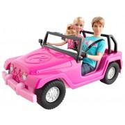 Barbie - Coche Playa