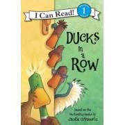 Ducks in a Row by Jackie Urbanovic