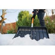 Impingator pentru zapada negru Fiskars SnowXpert