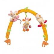Arc jucarie vibratoare Vacuta - Brevi Soft Toys
