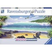 Puzzle NAUFRAGIATI 2000 piese Ravensburger