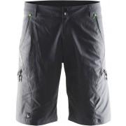 Craft In-The-Zone shorts grijs S 2017 Shorts & broeken