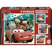 Educa 14942 - Puzzle Progressive Cars 2