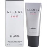 Chanel Allure Homme Sport bálsamo após barbear para homens 100 ml