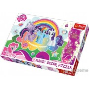 "Puzzle Trefl ""My Little Pony"" Magic decor"