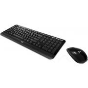 Kit Tastatura HP si Mouse QY449AA (Negru)