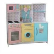 KidKraft Sweet Treats Pastel Play Kitchen Set