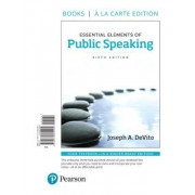 Essential Elements of Public Speaking, Books a la Carte Edition