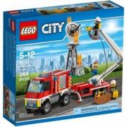 LEGO® City Camion utilitar de pompieri 60111