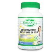 Izoflavone din Soia Organika 50 mg 90 capsule