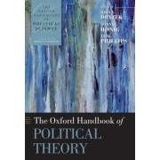 The Oxford Handbook of Political Theory by John S. Dryzek