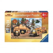 Ravensburger Disney Planes Fire & Rescue: Always in Action - 2 x 24-Piece Puzzles in a Box
