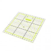 Generic 15*15cm Clear Acrylic Ruler Quilt Patchwork Acrylic Rulers Quilting Tools