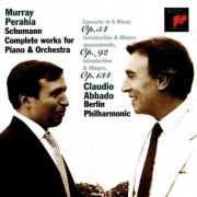 Claudio/ Murray Perahia Abbado - Schumann: Piano and Orchestra works (0074646457726) (1 CD)