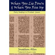 When You Lie Down and When You Rise Up - Genesis by Jonathan Allen