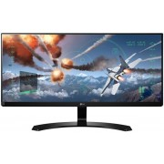 "Monitor IPS LED LG 29"" 29UM68-P, Ultra Wide (2560 x 1080), HDMI, DisplayPort, 5 ms, Boxe (Negru)"