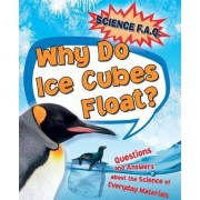 Why Do Ice Cubes Float? Questions and Answers About the Science of Everyday Materials by Thomas Canavan