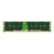 Kingston ValueRAM - DDR3L - 16 Go - DIMM 240 broches - 1333 MHz / PC3-10600 - CL9 - 1.35 V - mémoire enregistré - ECC