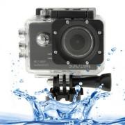 SJCAM SJ5000 Novatek Full HD 1080P 2.0 inch LCD Screen Sports Camcorder Camera with Waterproof Case 14.0 Mega CMOS Sensor 30m Waterproof(Black)