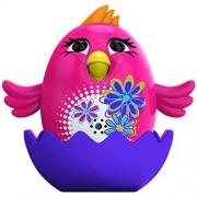 """SilverLit - Uccellino digitale musicale """"Poppy"""", interattivo, con 30 suoni pre-caricati, serie DigiChick [lingua inglese]"""