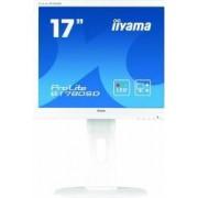Monitor LED 17 Iiyama B1780SD-W1 SXGA 5 ms Alb