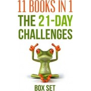 11 Books in 1 by 21 Day Challenges