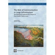 The Role of Communication in Large Infrastructure by Leonardo Mazzei