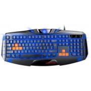 Tastatura Gaming Jizz GX12 (Neagra)