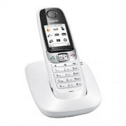 Siemens C620 Teléfono fijo inalámbrico (1 terminal), color blanco (importado)