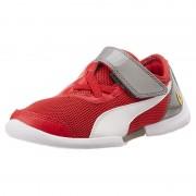 Puma Ferrari Future Cat Evo Kids red
