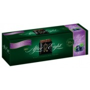 Ciocolata cu Fondant de Coacaze Negre si Menta After Eight Cassis 300g